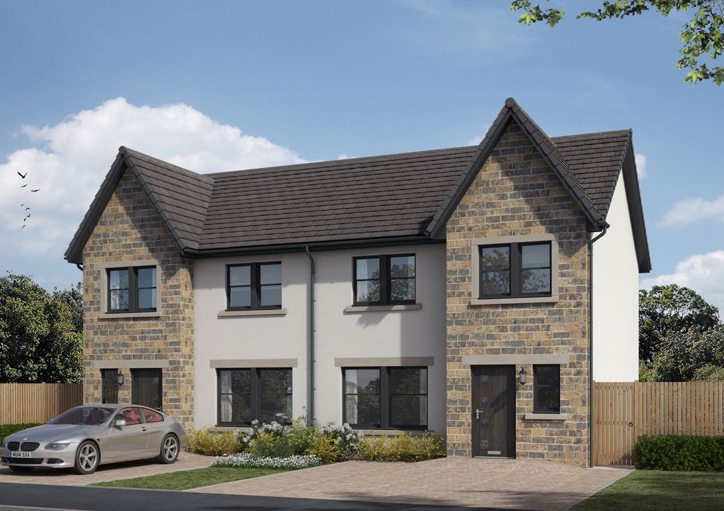 Noss the avenues lochgelly fife easy living homes for Easy living home